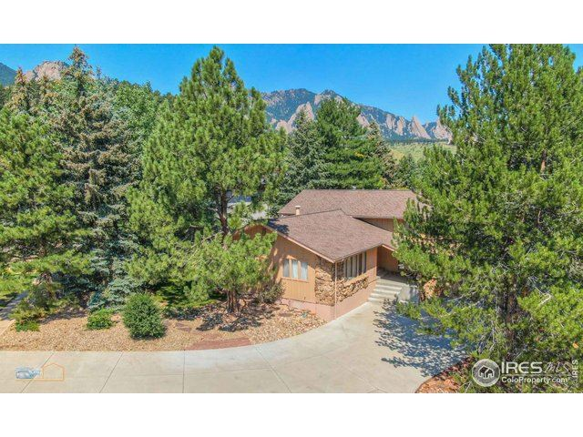 Photo for 1855 View Point Rd, Boulder, CO 80305 (MLS # 946437)