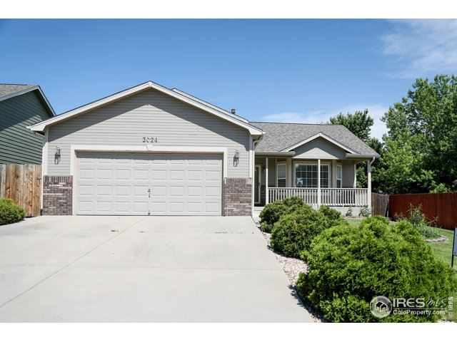 3024 43rd Ave, Greeley, CO 80634 - #: 942439