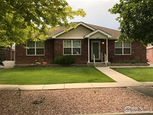 Photo of 303 Hubbell St, Berthoud, CO 80513 (MLS # 888445)