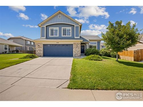 Photo of 430 Expedition Ln, Johnstown, CO 80534 (MLS # 950446)