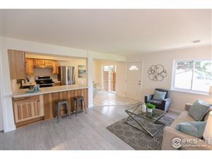 Photo of 3630 Iris Ave B1 #B1, Boulder, CO 80301 (MLS # 894449)