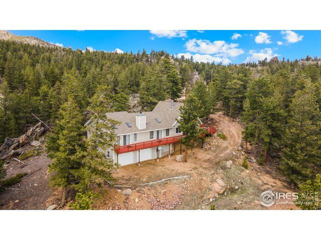 926 Okmulgee Cir, Red Feather Lakes, CO 80545 - #: 941449