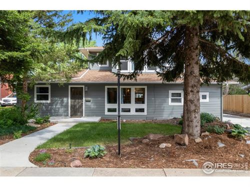 Photo of 3010 13th St, Boulder, CO 80304 (MLS # 936450)