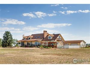 Photo for 11840 Wasatch Rd, Longmont, CO 80504 (MLS # 892462)