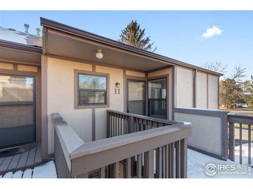 Photo of 225 E 8th Ave C-11, Longmont, CO 80504 (MLS # 928462)