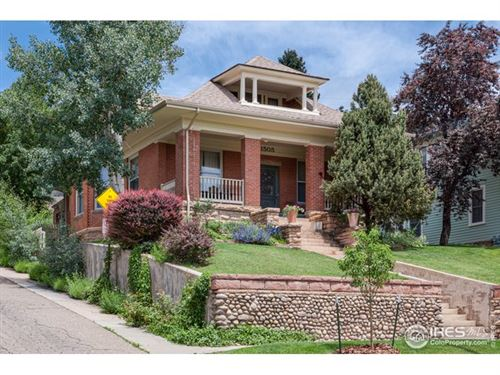 Photo of 1505 Mapleton Ave, Boulder, CO 80304 (MLS # 916464)