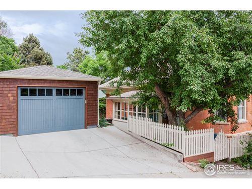 Tiny photo for 1505 Mapleton Ave, Boulder, CO 80304 (MLS # 916464)