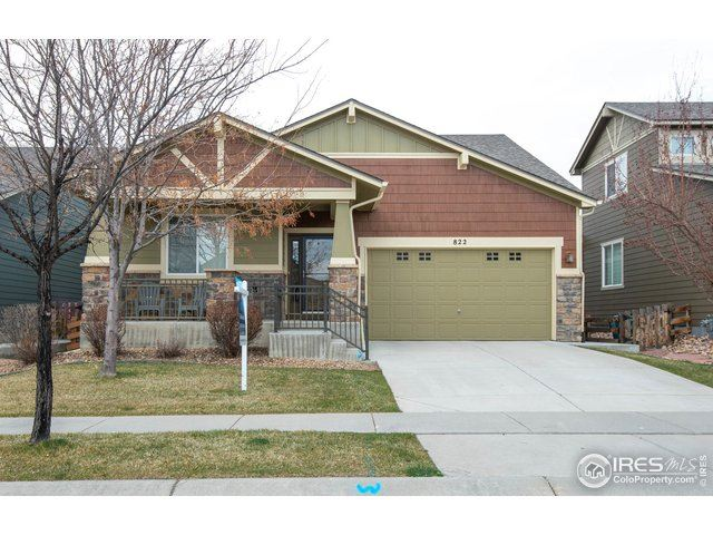 822 Crooked Creek Way, Fort Collins, CO 80525 - #: 908464