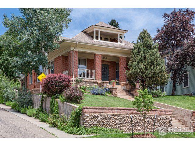 Photo for 1505 Mapleton Ave, Boulder, CO 80304 (MLS # 916464)