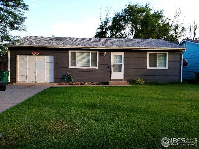 2110 4th St, Greeley, CO 80631 - #: 942467