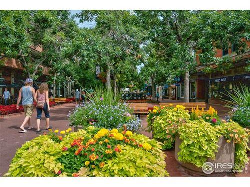 Tiny photo for 1655 Walnut St 102 #102, Boulder, CO 80302 (MLS # 899473)