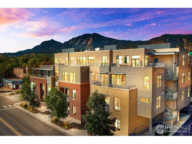 Photo for 1655 Walnut St 102 #102, Boulder, CO 80302 (MLS # 899473)