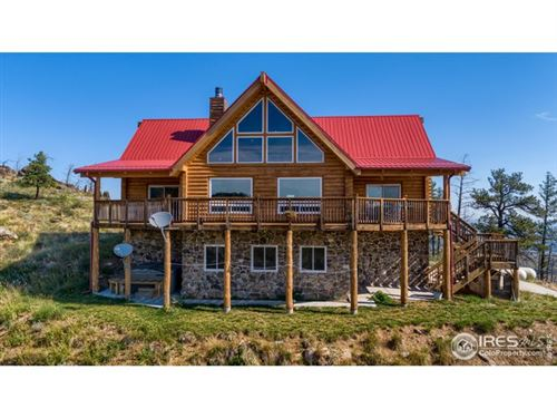 Photo of 1234 Saddle Ridge Rd, Bellvue, CO 80512 (MLS # 872484)