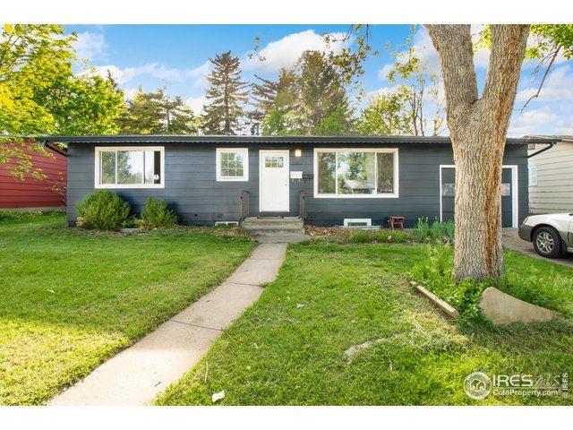 1401 Hillcrest Dr, Fort Collins, CO 80521 - #: 941488