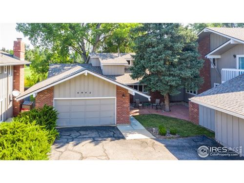 Photo of 4942 Carter Ct 2-A, Boulder, CO 80301 (MLS # 924490)