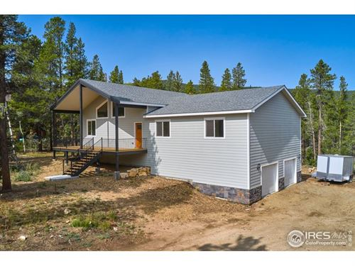 Photo of 695 Lodge Pole Dr, Black Hawk, CO 80422 (MLS # 924498)