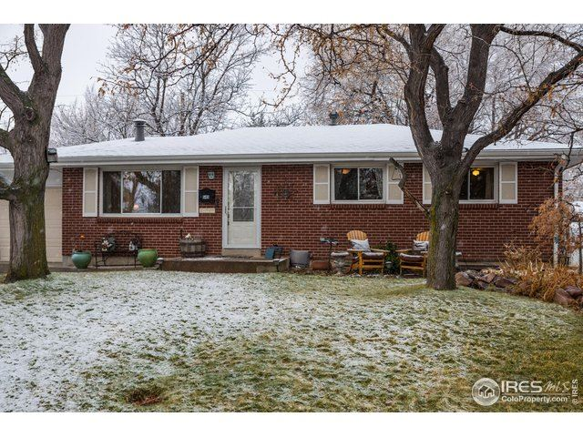 Photo for 545 S 43rd St, Boulder, CO 80305 (MLS # 899500)