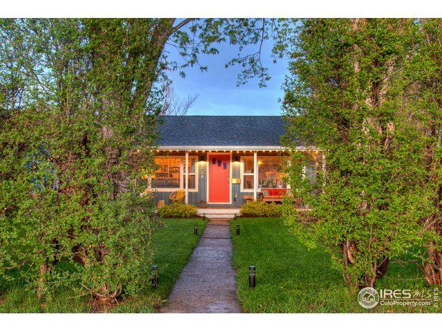 424 Park St, Fort Collins, CO 80521 - #: 912507