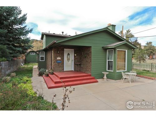 Photo of 223 4th Ave, Lyons, CO 80540 (MLS # 902511)