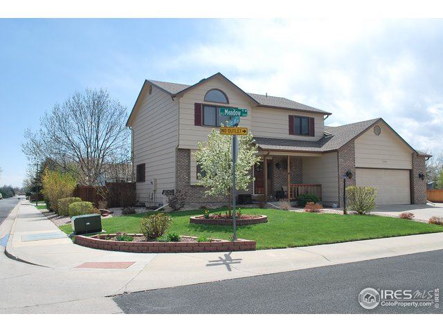 1050 Meadow Place, Loveland, CO 80538 - #: 880515