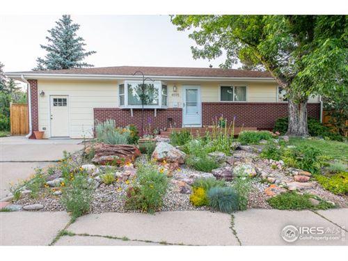 Photo of 4595 Whitney Pl, Boulder, CO 80305 (MLS # 920516)
