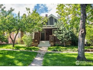 Photo of 1031 Lincoln Pl, Boulder, CO 80302 (MLS # 894518)