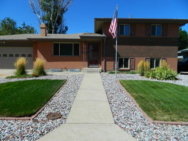 1503 30th Ave, Greeley, CO 80634 - #: 951520