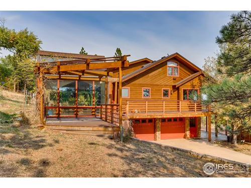 Tiny photo for 8473 W Fork Rd, Boulder, CO 80302 (MLS # 926522)