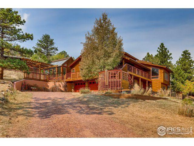 Photo for 8473 W Fork Rd, Boulder, CO 80302 (MLS # 926522)