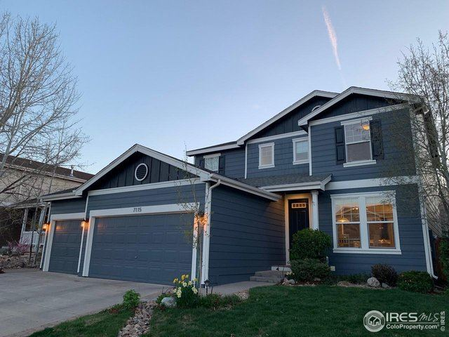 7115 Woodglenn Lane, Fort Collins, CO 80525 - #: 880525