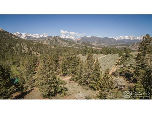 Photo of 3413 Eaglecliff Cir Dr, Estes Park, CO 80517 (MLS # 819529)
