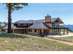 Photo of 4789 Sunshine Canyon Dr, Boulder, CO 80302 (MLS # 856535)