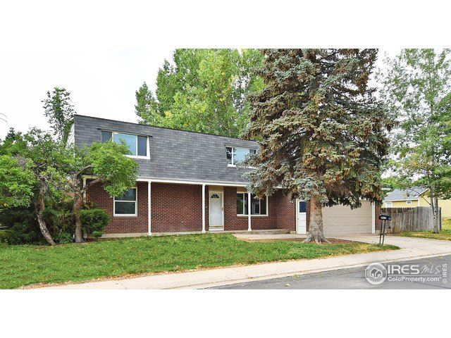 2517 W Plum St, Fort Collins, CO 80521 - #: 893543