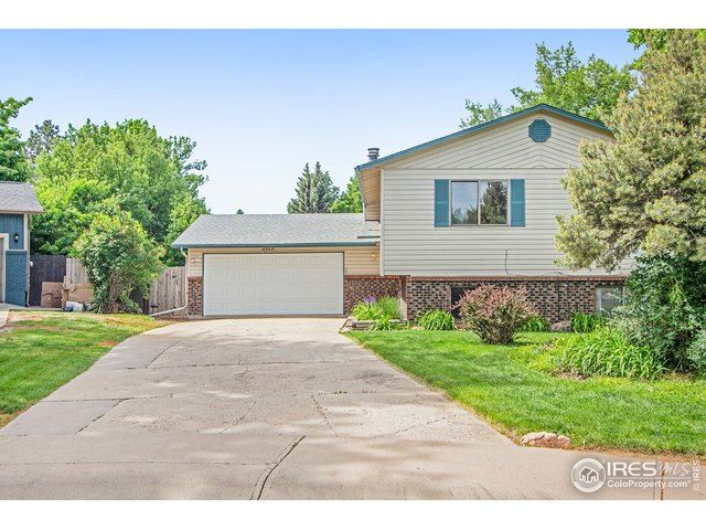 2513 Bradbury Court, Fort Collins, CO 80521 - #: 884548