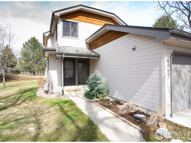 Photo for 4637 Almond Ln, Boulder, CO 80301 (MLS # 907549)