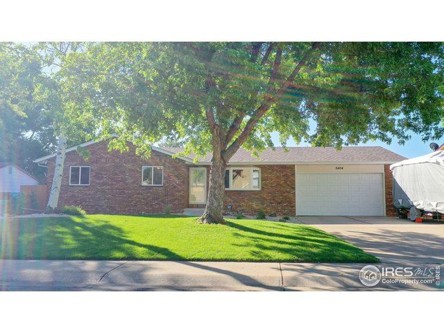 3404 34th Ave, Greeley, CO 80634 - #: 942550