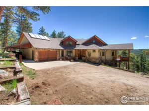 Photo of 23800 W County Road 80c, Livermore, CO 80536 (MLS # 873555)