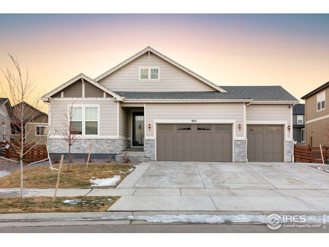 962 Twin Sisters Cir, Erie, CO 80516 - #: 931555