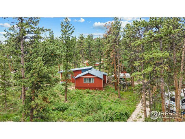 410 Eagle Tree Cir, Red Feather Lakes, CO 80545 - #: 945558