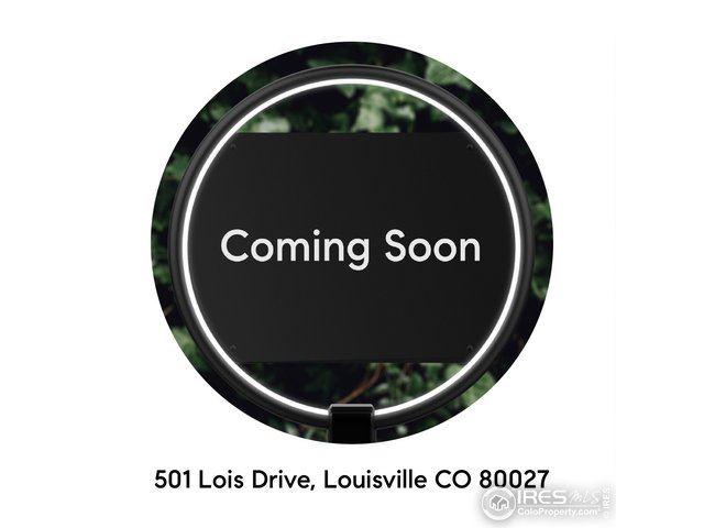 501 Lois Dr, Louisville, CO 80027 - #: 920559