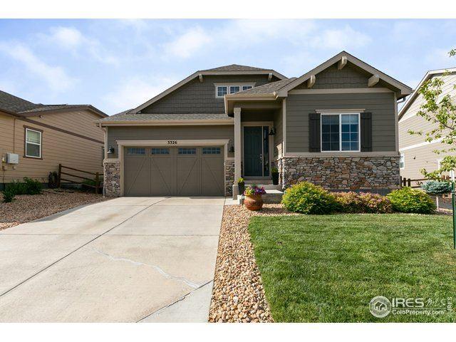 3326 W Elizabeth St, Fort Collins, CO 80521 - #: 916560