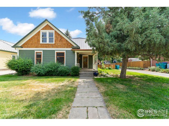 116 N Grant Ave, Fort Collins, CO 80521 - #: 947562