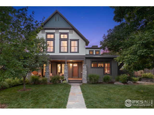 Photo for 2827 11th St, Boulder, CO 80304 (MLS # 933563)