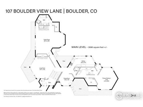 Tiny photo for 107 Boulder View Ln, Boulder, CO 80304 (MLS # 938566)