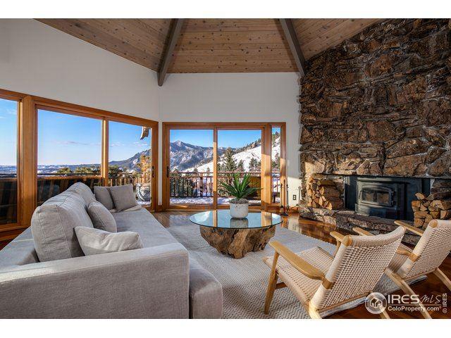 Photo for 107 Boulder View Ln, Boulder, CO 80304 (MLS # 938566)