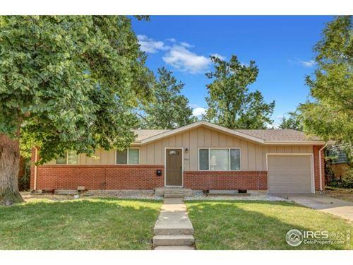 Photo of 3965 Fuller Ct, Boulder, CO 80305 (MLS # 946569)