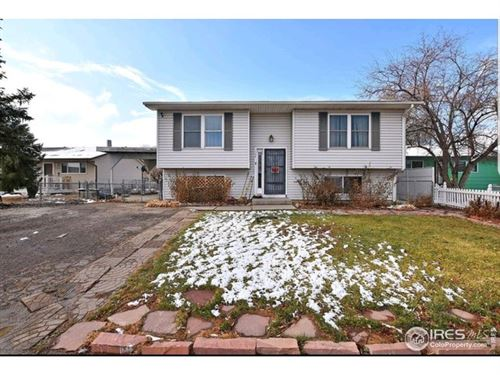 Photo of 1604 Bella Vista Dr, Platteville, CO 80651 (MLS # 899570)