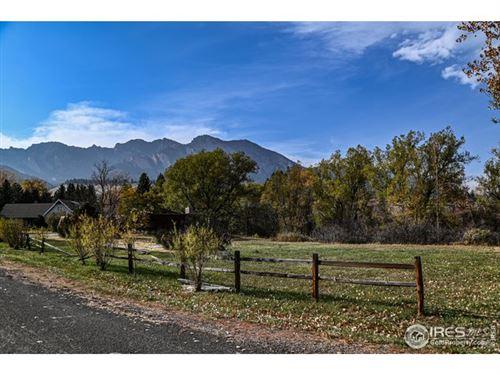 Photo of 4291 Prado Dr, Boulder, CO 80303 (MLS # 927570)