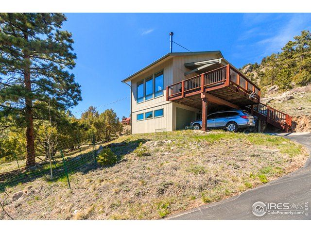 741 Copper Hill Rd, Glen Haven, CO 80532 - #: 913573