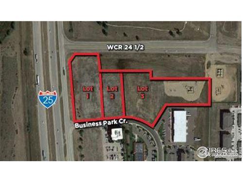 Photo of (TBD) Del Camino Business Park Lot 3, Firestone, CO 80504 (MLS # 918578)